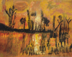 Artwork African Sunset
