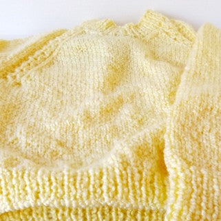 Children's Yellow Jumper