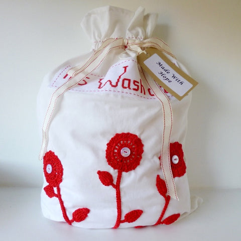 Wash Day Laundry Bag