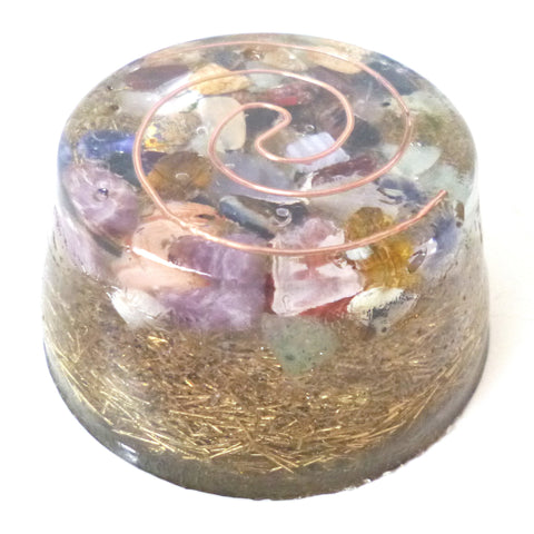 Orgonite Paperweight