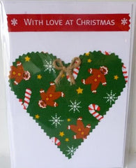 Large Christmas Greetings Card