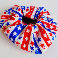Fabric Hair Scrunchie