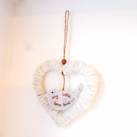 Little Love Birds Decoration