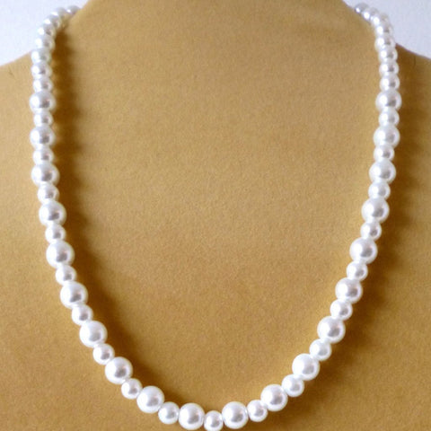 Necklace Bead Pearl