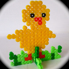 Hama Bead Chick by Connor