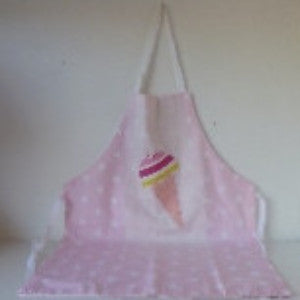Child's Fabric Apron