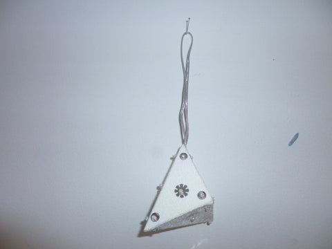 Triangle Box Christmas Tree Decorations