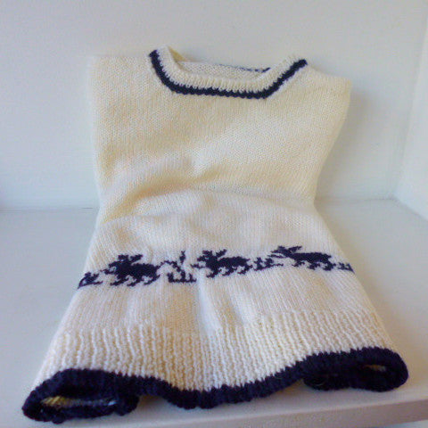 All-Wool Child's Sweater