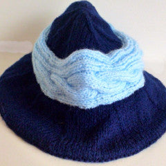 Childs Blue Hat