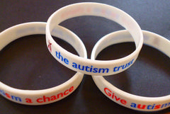 Wristband - Give Autism  A Chance