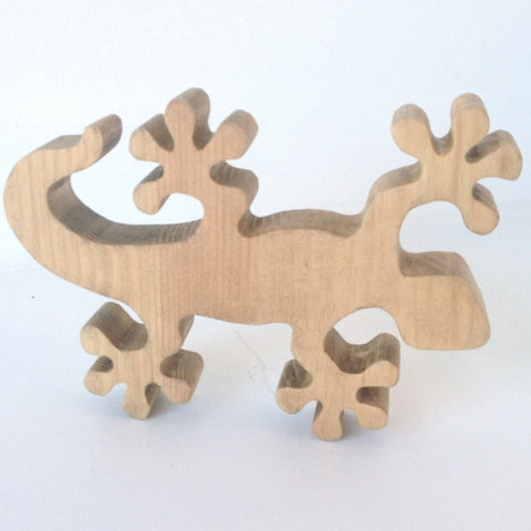 Wooden Animal Carving
