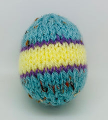 Knitted Foam Easter Egg