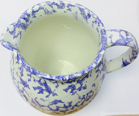 Tableware Bowl Jug Spongeware