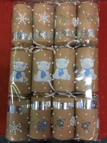 Limited Edition Hand Crafted Christmas Crackers