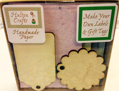 Kit Handmade Label Box