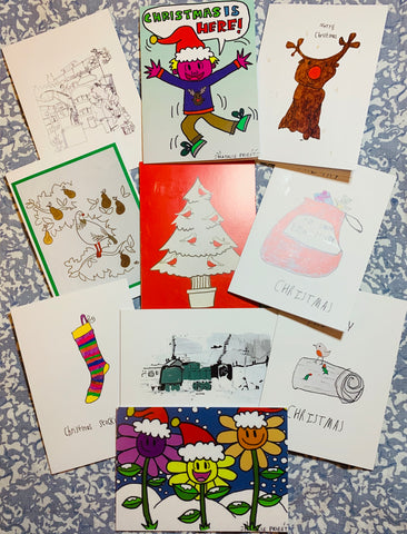 The Autism Trust Christmas Charity Card Pack of 10