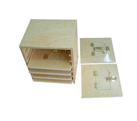 Latch Boards with Cabinet 129567293