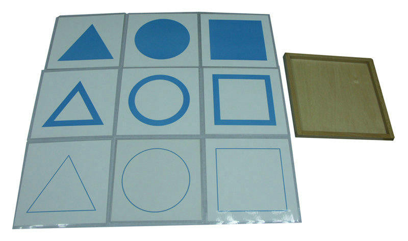 Tray with Demostration Cards 270275049