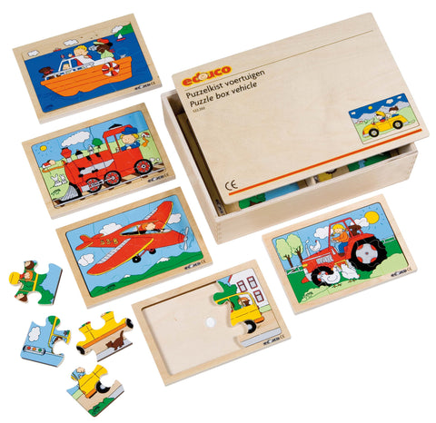 E522350   Vehicle puzzle box 656249092