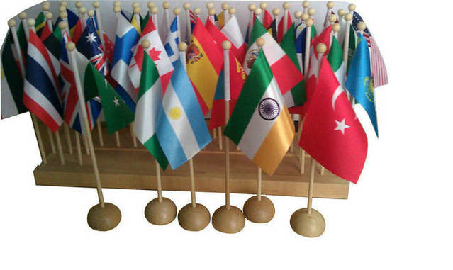 Flags of the World Stand (economy) 5714075333