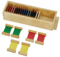 Second Box Color Tablets wooden ends 129567859
