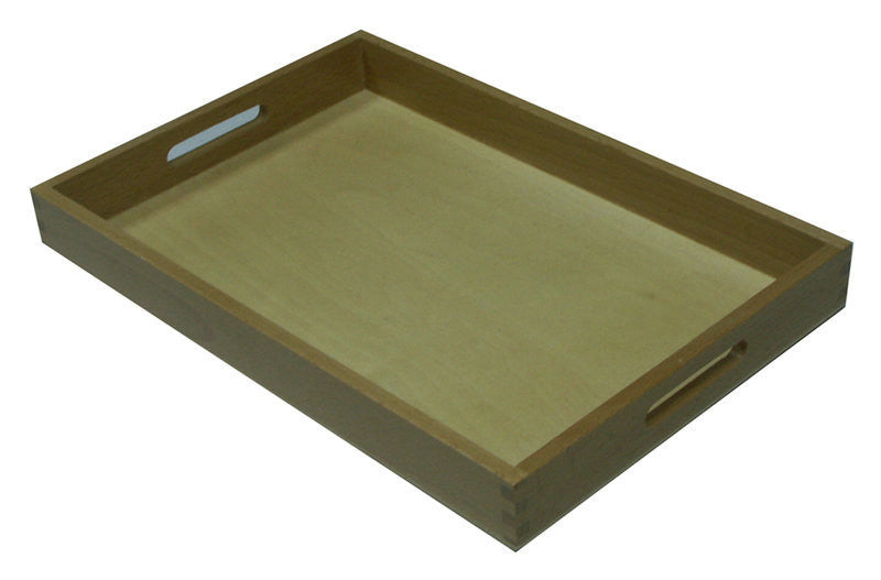 Wooden tray 37x24cm 129568523