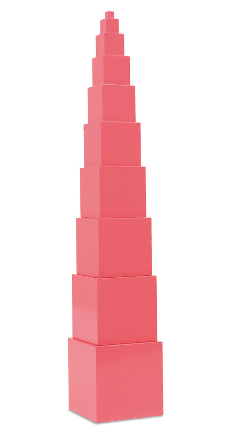 The Pink Tower 549986308