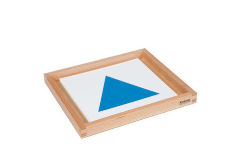 Geometric Form Cards For The Demonstration Tray 3599133765