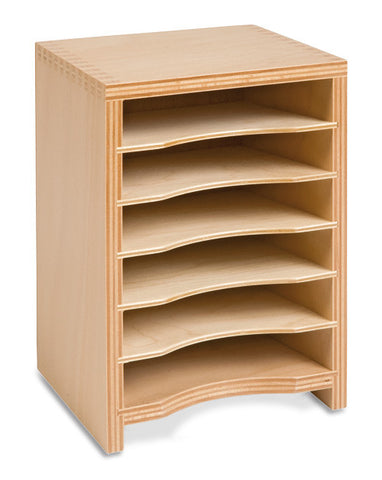 Geometric Form Card Cabinet 549987140