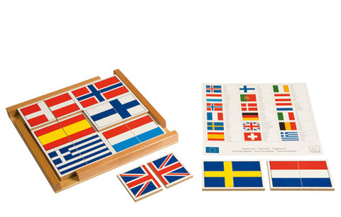 Flag puzzle Of Europe 594077060