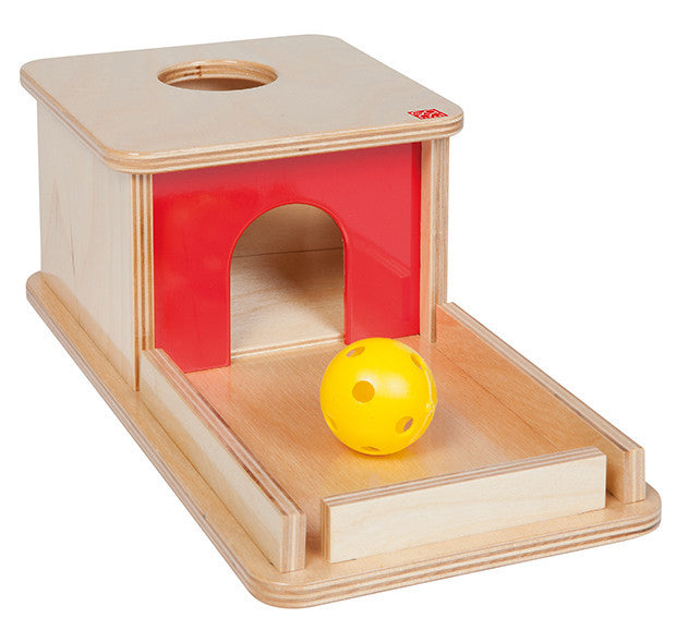 Object Permanence Box With Tray 9434267280