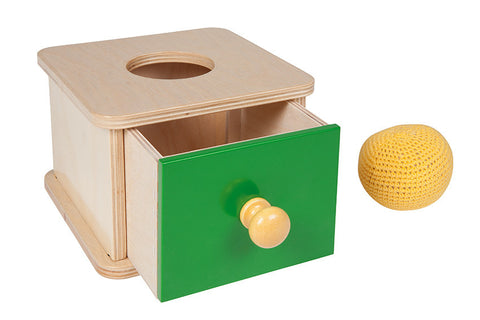 Imbucare Box With Knit Ball 9434267408