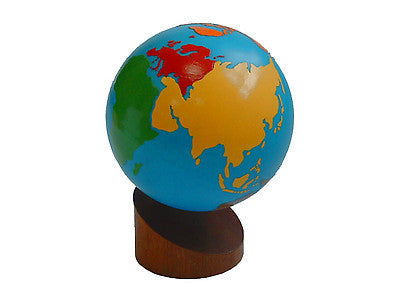 Globe of the Continents 135760315