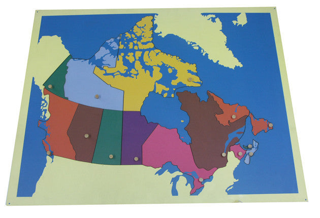 Puzzle map of Canada (Economy) 135762209