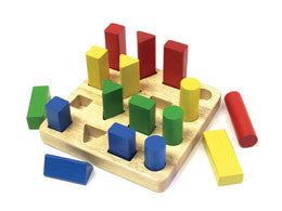 Size and Shape Sorting Board 135762671