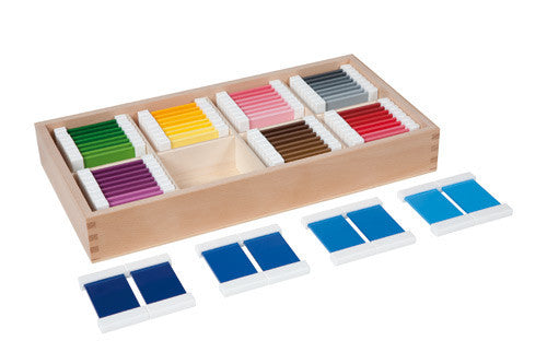Color Box Of 32 Pairs 614050308