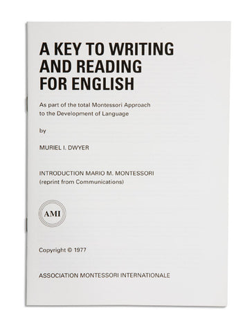 A Key To Writing And Reading For English 613975364