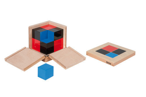 Binomial Cube with hinged box 135758343