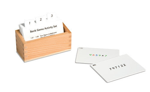 Bank Game Activity Set 614008004