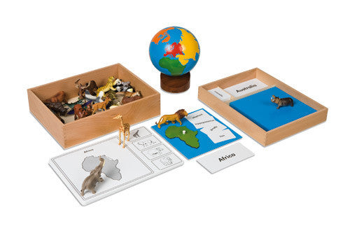 The Animal Continent Box 613920964