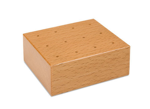 12 Hole Storage Block: For Punch-Out Pins 613914244