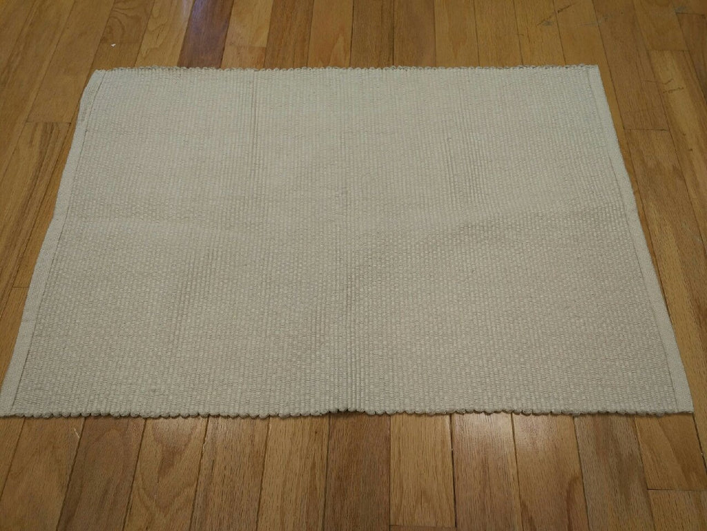 Large Cotton Woven Work Mat 135760951