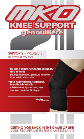 MKO KNEE SUPPORT CLOSED PATELLA