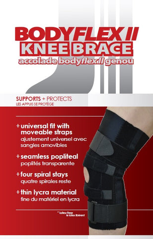 BODYFLEX II KNEE BRACE