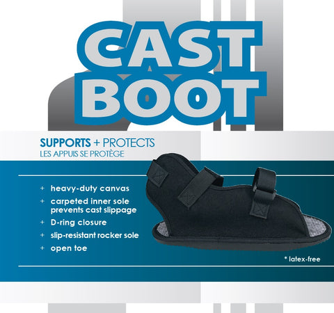 CAST BOOT