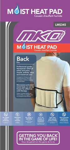 MKO PHYSIO MOIST HEAT PAD BACK