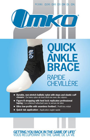 MKO QUICK ANKLE BRACE