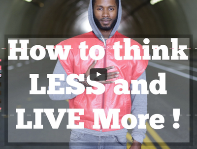 PRESTON SMILES -  How to Think Less and Live More