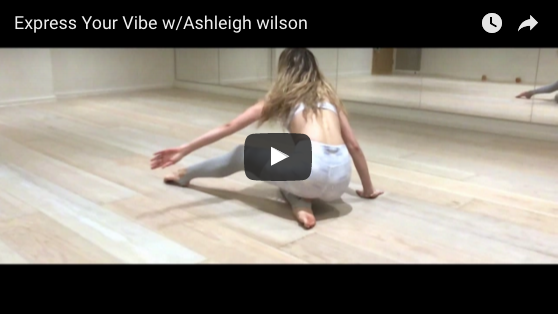 Express Your Vibe w/Ashleigh Wilson