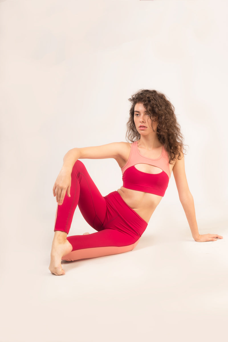 Pure Energy Leggings - IAM VIBES